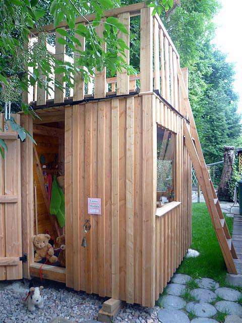Garten- Und Kinderspielhäuser | Hemme Holzbau Kinder Spielhaus Garten