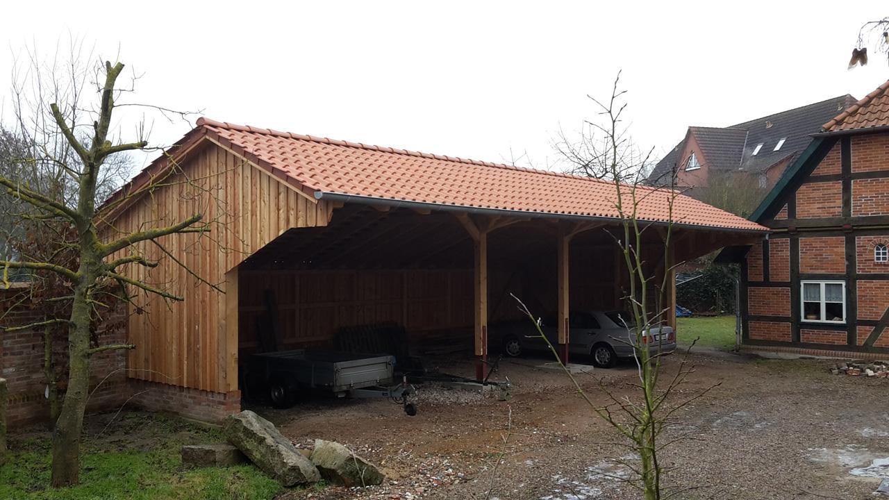 Remisen Hemme Holzbau